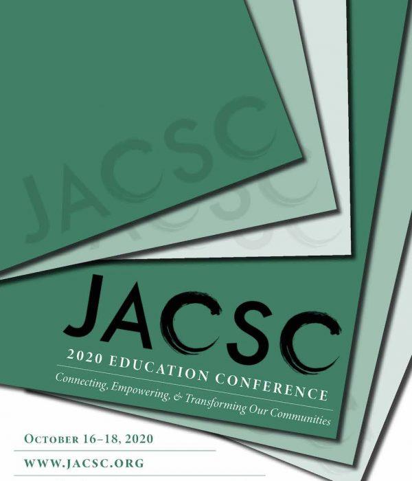 JACSC Education Conference Full Program